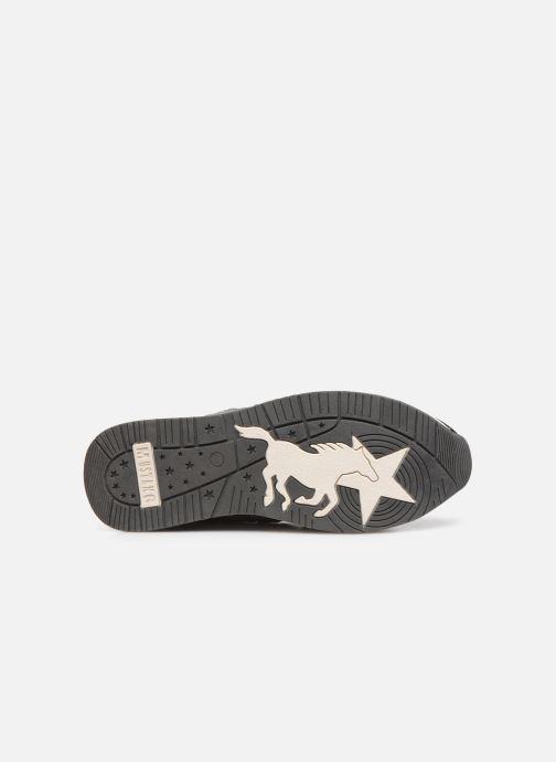 Baskets Mustang shoes 1289403 Argent vue haut