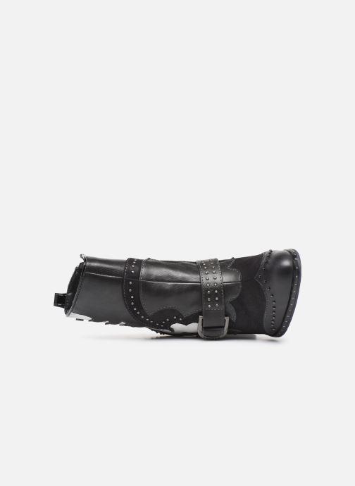 Bottines et boots Mustang shoes Salma1 Gris vue gauche