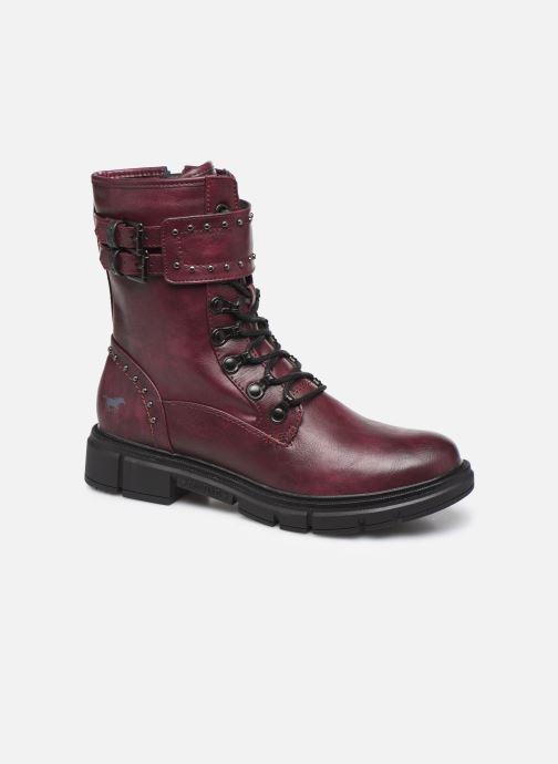 Bottines et boots Mustang shoes 1333501 Bordeaux vue détail/paire