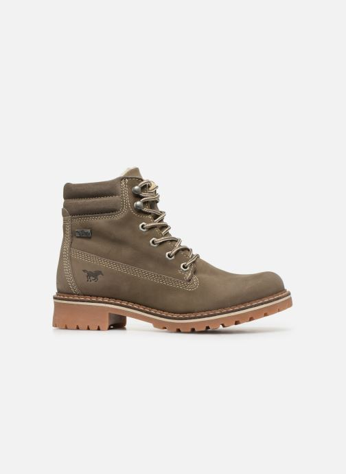Bottines et boots Mustang shoes 2837604 Gris vue derrière