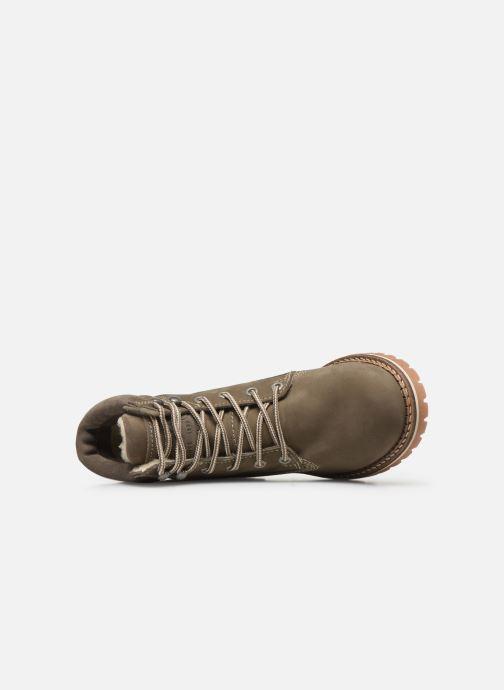 Bottines et boots Mustang shoes 2837604 Gris vue gauche