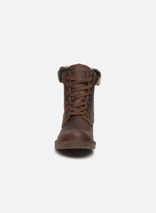 Mustang shoes 2837605 (Bruin) Boots en enkellaarsjes chez