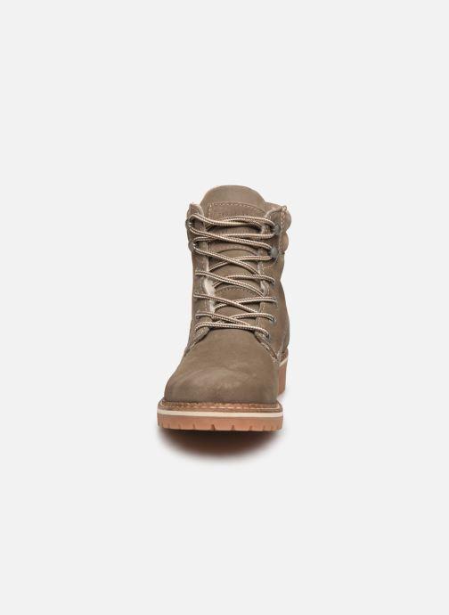 Boots en enkellaarsjes Mustang shoes 2837611 Grijs model
