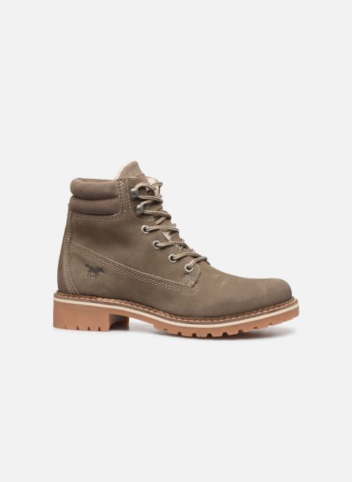 Boots en enkellaarsjes Mustang shoes 2837611 Grijs achterkant
