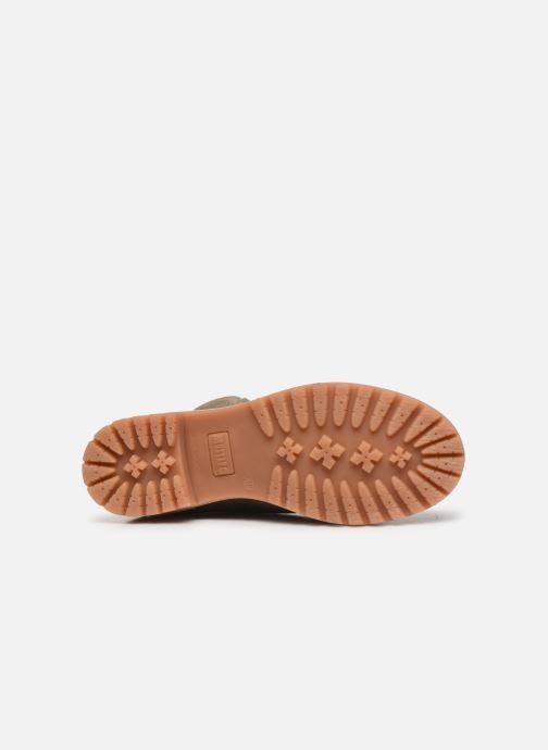 Boots en enkellaarsjes Mustang shoes 2837611 Grijs boven