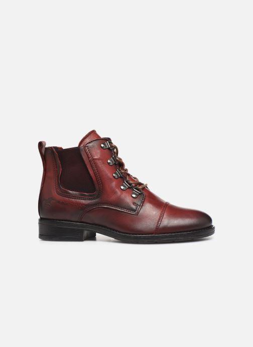Bottines et boots Mustang shoes Portia1 Bordeaux vue derrière