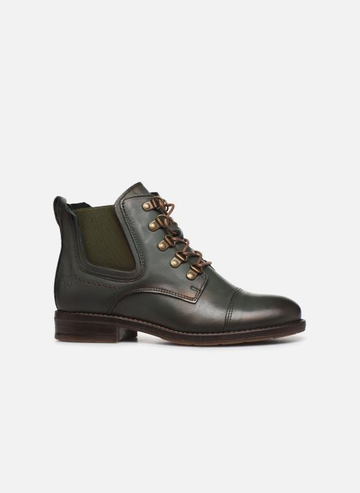 Bottines et boots Mustang shoes Portia1 Vert vue derrière