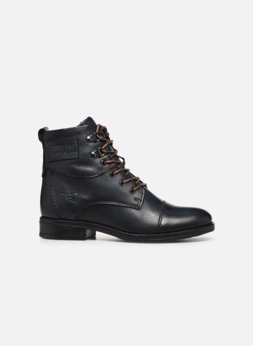 Bottines et boots Mustang shoes 2872504 Bleu vue derrière