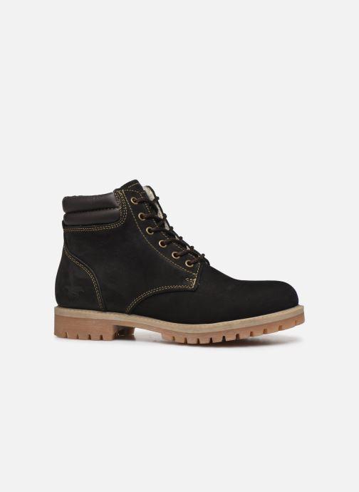 Bottines et boots Mustang shoes 4875503 Noir vue derrière