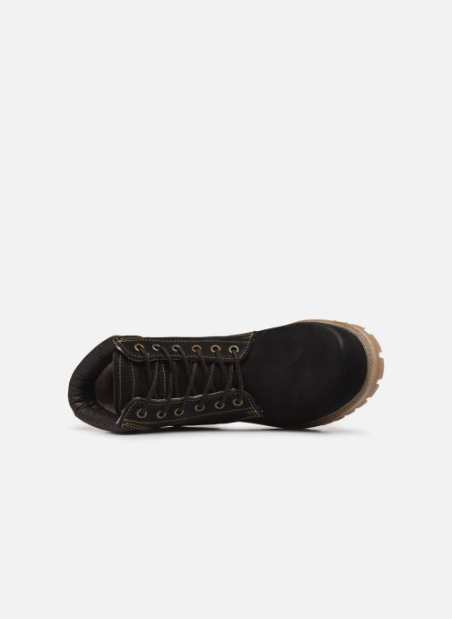 Ankle boots Mustang shoes 4875503 Black view from the left