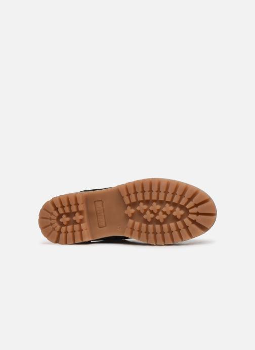 Bottines et boots Mustang shoes 4875503 Noir vue haut