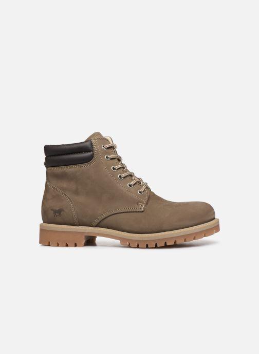 Bottines et boots Mustang shoes 4875503 Gris vue derrière