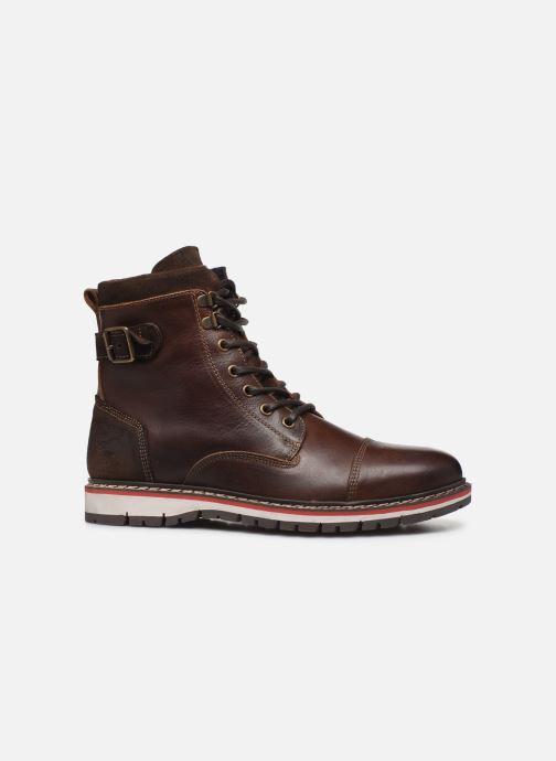Boots en enkellaarsjes Mustang shoes Kil1 Bruin achterkant