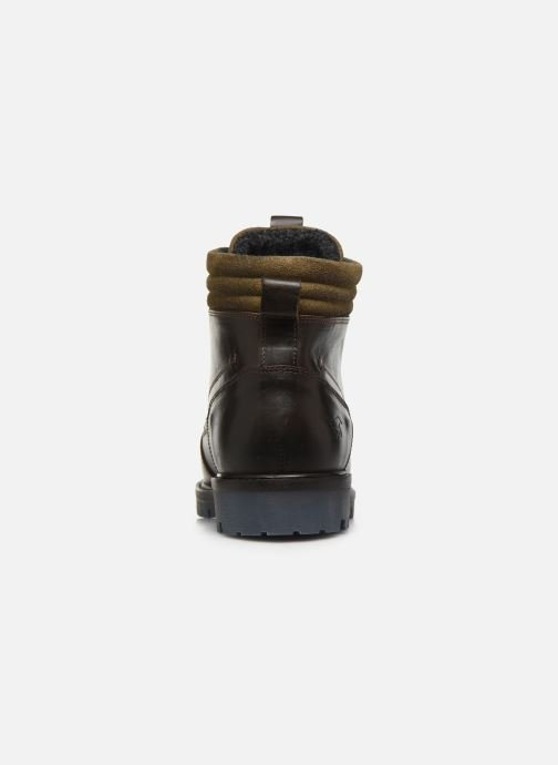 Ankle boots Mustang shoes 4922501 Black view from the right