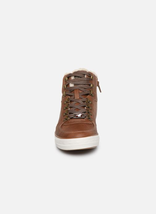 Trainers Mustang shoes 5049610 Brown model view