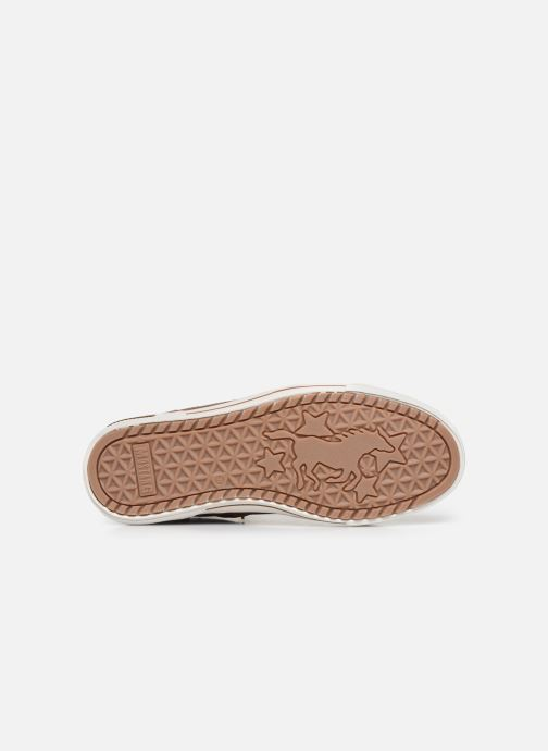 Trainers Mustang shoes 5049610 Brown view from above
