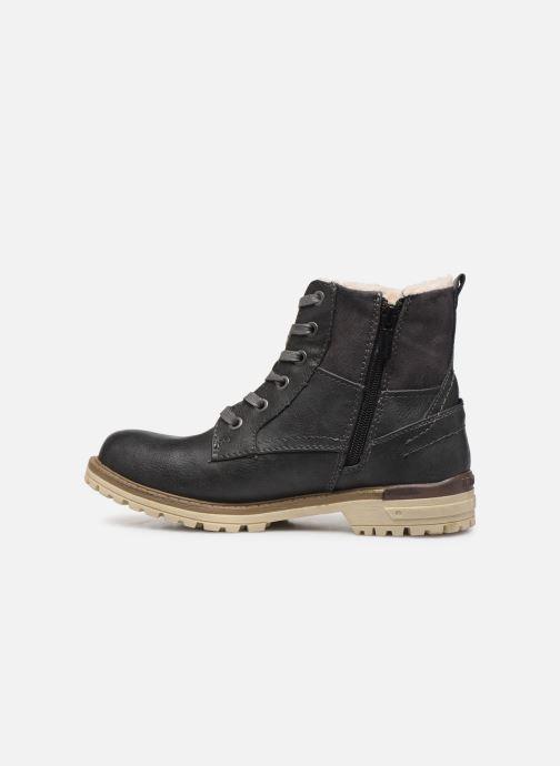 Stiefeletten & Boots Mustang shoes 5051602 grau ansicht von vorne