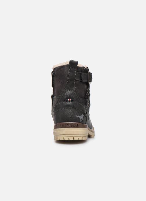 Stiefeletten & Boots Mustang shoes 5051602 grau ansicht von rechts