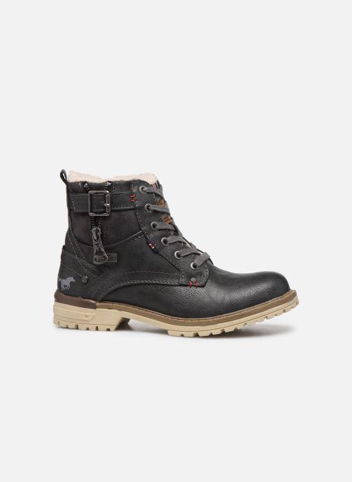 Stiefeletten & Boots Mustang shoes 5051602 grau ansicht von hinten