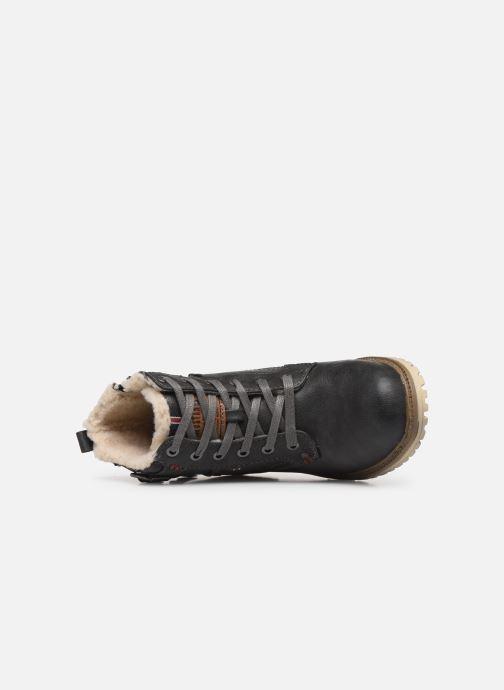 Stiefeletten & Boots Mustang shoes 5051602 grau ansicht von links