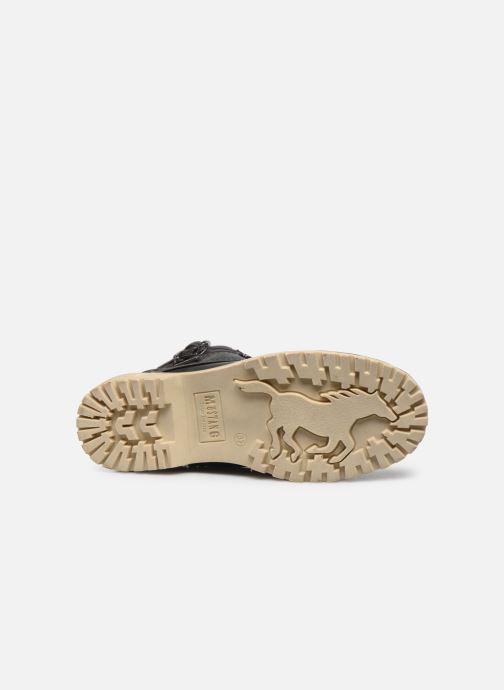 Stiefeletten & Boots Mustang shoes 5051602 grau ansicht von oben