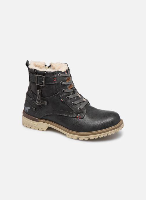 Stiefeletten & Boots Mustang shoes 5051602 grau detaillierte ansicht/modell