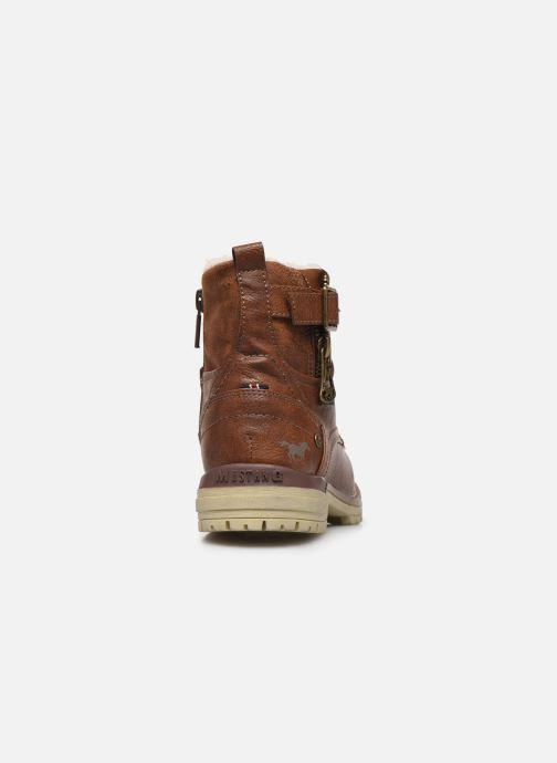 Stiefeletten & Boots Mustang shoes 5051602 braun ansicht von rechts
