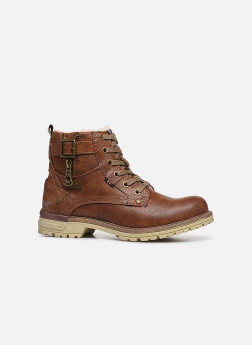 Stiefeletten & Boots Mustang shoes 5051602 braun ansicht von hinten