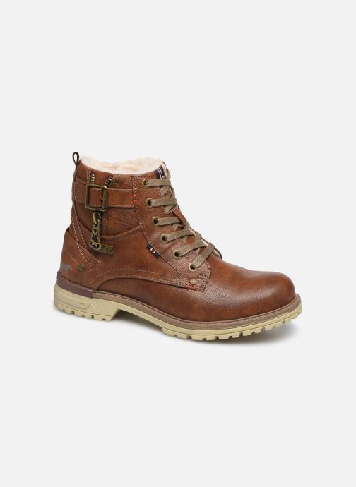 Stiefeletten & Boots Mustang shoes 5051602 braun detaillierte ansicht/modell