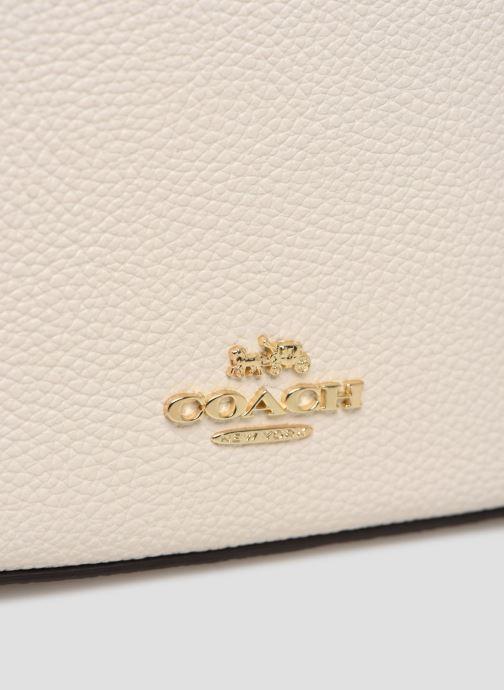 Sacs à main Coach Camera Bag Blanc vue gauche