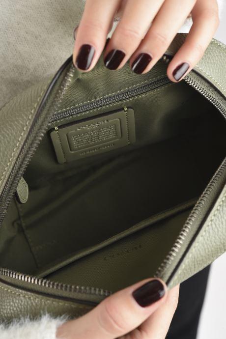 Sacs à main Coach Camera Bag Vert vue derrière