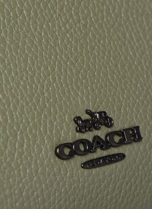 Sacs à main Coach Camera Bag Vert vue gauche