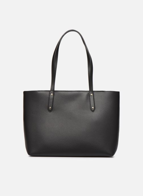 Sacs à main Coach Central Tote With Zip Noir vue face