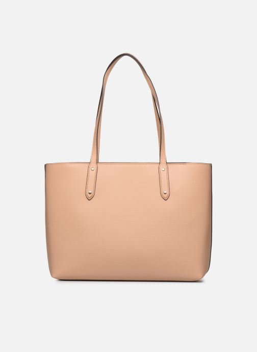Sacs à main Coach Central Tote With Zip Beige vue face