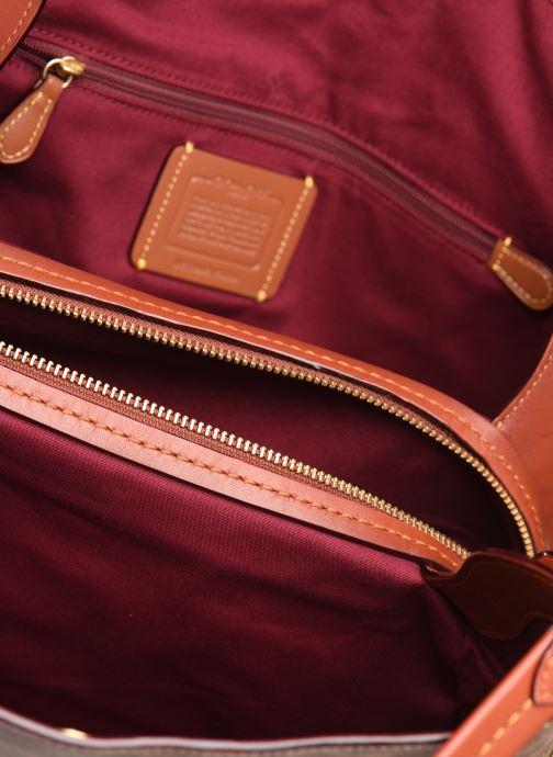 Handtaschen Coach Dalton 31 Shoulder Bag braun ansicht von hinten