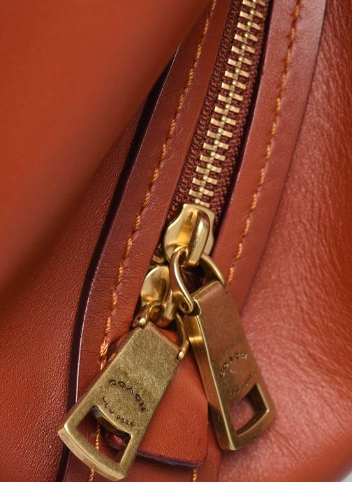 Handtaschen Coach Dalton 31 Shoulder Bag braun ansicht von links