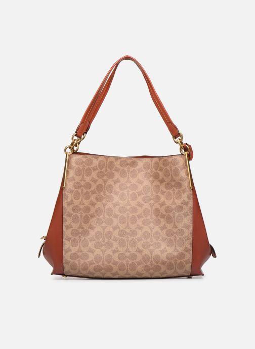 Handtaschen Coach Dalton 31 Shoulder Bag braun detaillierte ansicht/modell