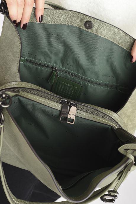 Handtaschen Coach Dalton 31 Shoulder Bag grün ansicht von hinten