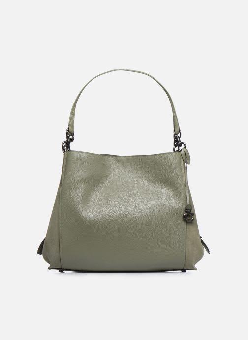 Handtaschen Coach Dalton 31 Shoulder Bag grün detaillierte ansicht/modell