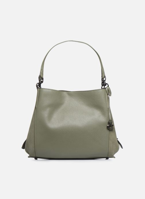 Bolsos de mano Coach Dalton 31 Shoulder Bag Verde vista de detalle / par