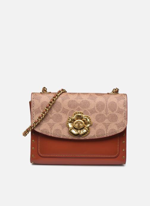 Handtaschen Coach Parker 18 Shoulder Bag braun detaillierte ansicht/modell