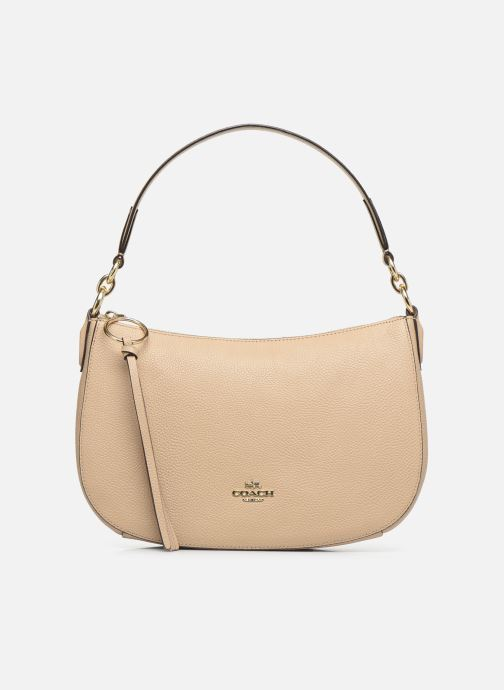 Sacs à main Coach Sutton Crossbody Beige vue détail/paire