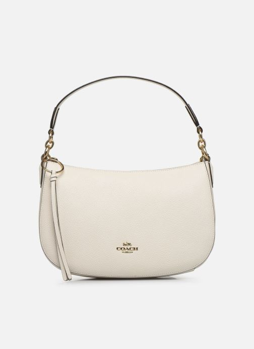 Handtassen Coach Sutton Crossbody Wit detail