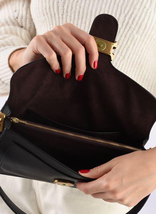 Sacs à main Coach Tabby Shoulder Bag 26 Noir vue derrière