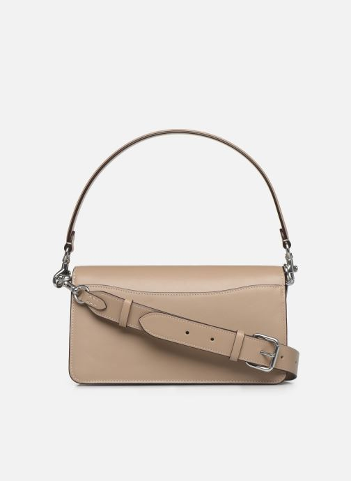 Sacs à main Coach Tabby Shoulder Bag 26 Beige vue face