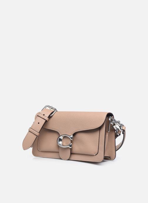 Handtaschen Coach Tabby Shoulder Bag 26 braun schuhe getragen