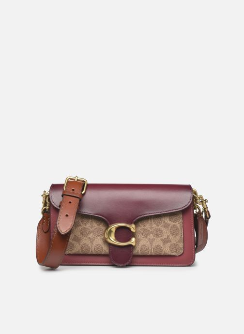 Handtaschen Coach Tabby Shoulder Bag 26 braun detaillierte ansicht/modell