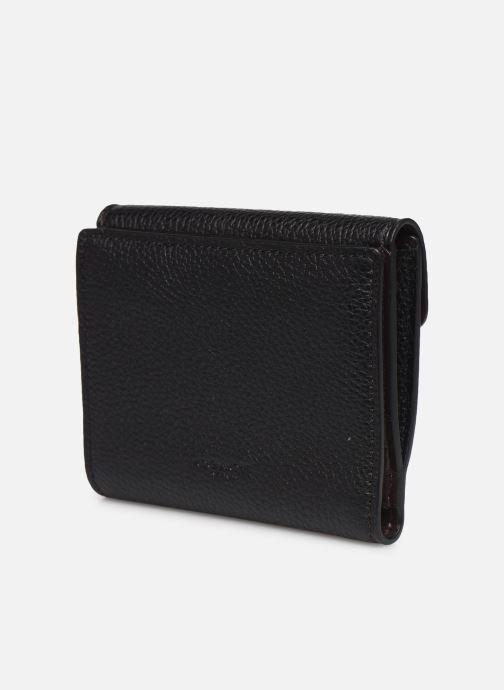 Petite Maroquinerie Coach Tabby Small Wallet Noir vue droite