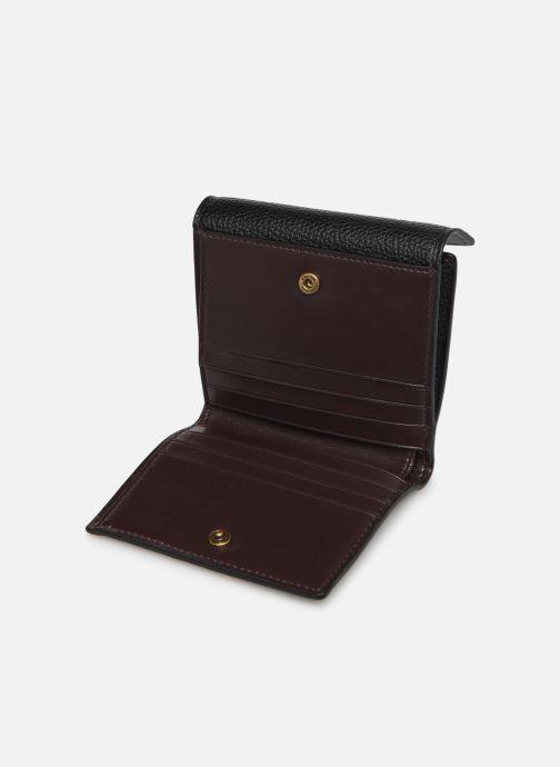 Petite Maroquinerie Coach Tabby Small Wallet Noir vue derrière
