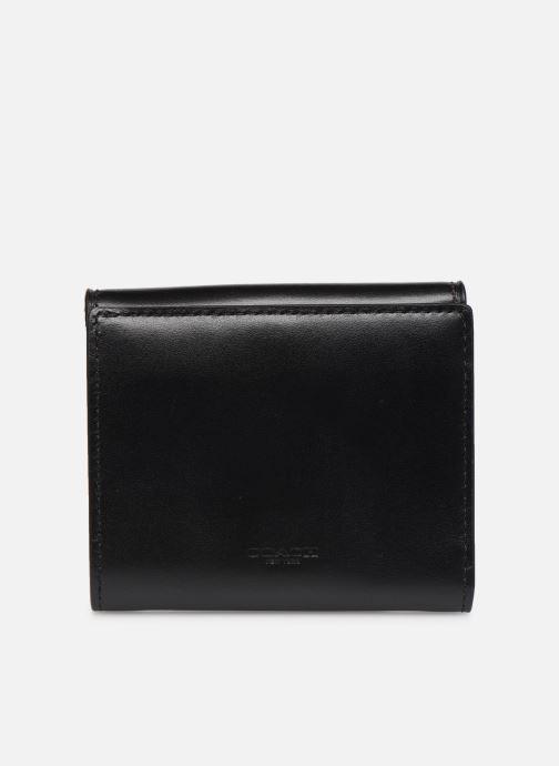 Petite Maroquinerie Coach Tabby Small Wallet Noir vue face